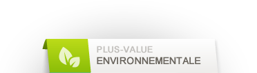 Plus value environnemental
